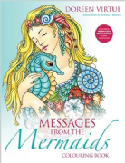 Messages from the Mermaids Colouring Book - Doreen Virtue